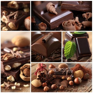 Schokolade als Leckerlie für Zwergpinscher